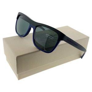 BE4171-346087 Unisex Black Frame Sunglasses